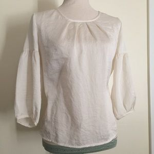 Talbots blouses size 8P sleeve 3/4